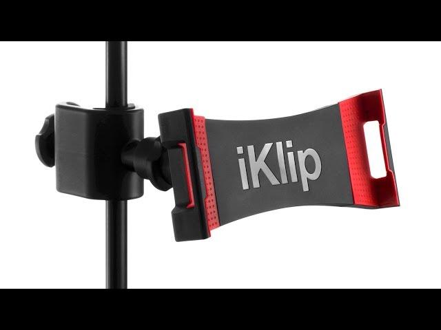 iKlip 3 Overview - Mount your device and simplify your stage life