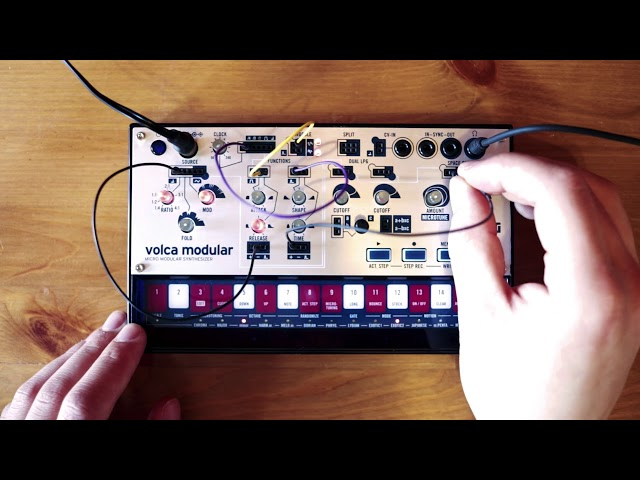 volca modular Patch of the Week 7: Video Game Jump and Toms