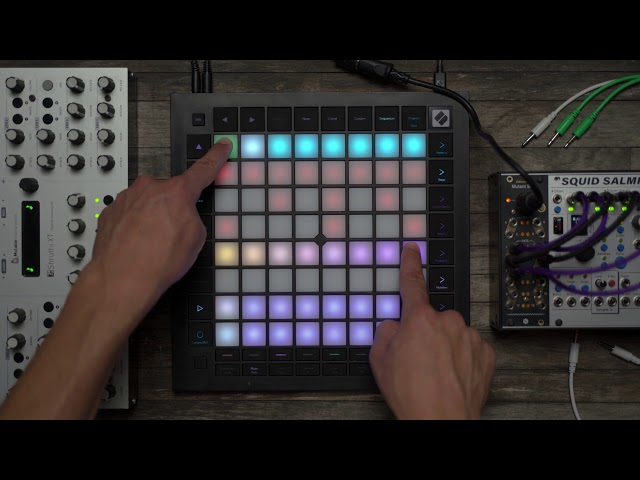 Novation // Launchpad Pro - Sequencer: Getting Creative