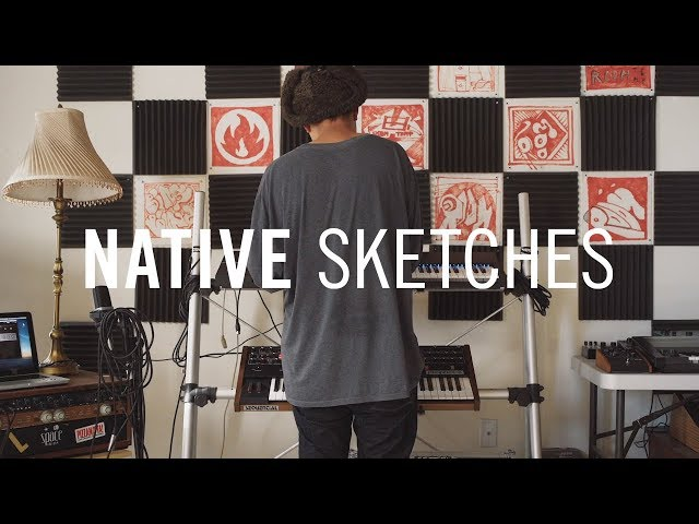 Sketching with Cazal Organism | Native Instruments