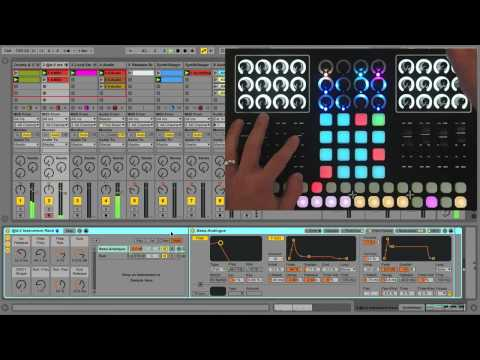 CNTRL:R and Ableton Live: Script version 2