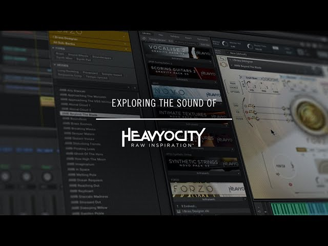 Exploring the Sounds of Heavyocity | Native Instruments