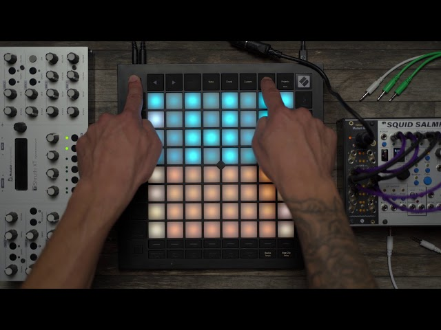 Novation // Launchpad Pro - Sequencer: Fundamentals