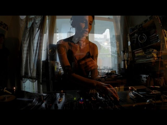 Julie Marghilano RTS.FM x Above Sessions: Berlin 12.05.2017