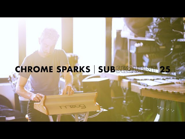 Chrome Sparks | Subsequent 25