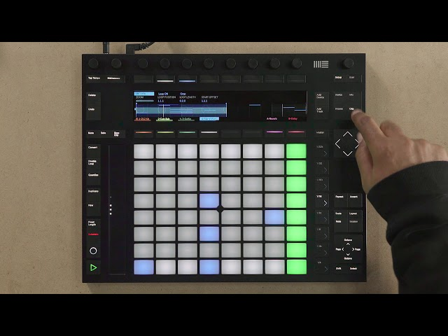 Learn Push 2: Melodic Step Sequencer