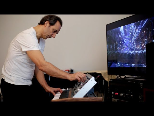 Artists & ARTURIA #41 Alexandre Desplat using MatrixBrute on the Valerian Soundtrack