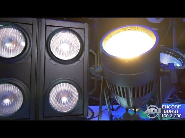 "ADJ ""First Look"" - Encore Burst 100 IP at LDI 2018"