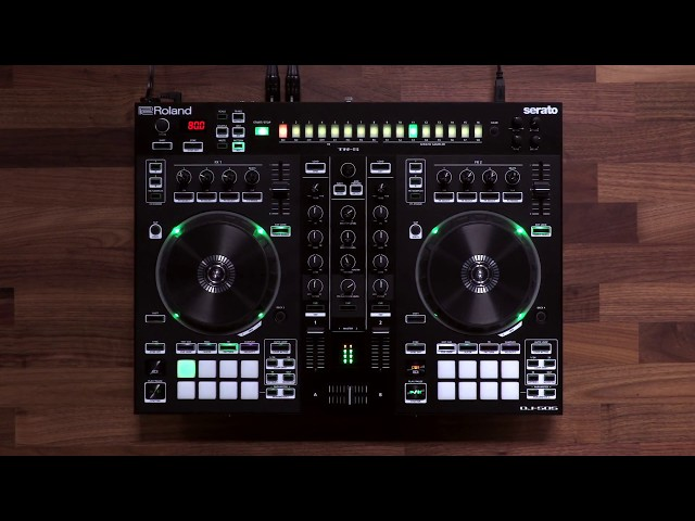Roland DJ-505 - Sequencer Patterns