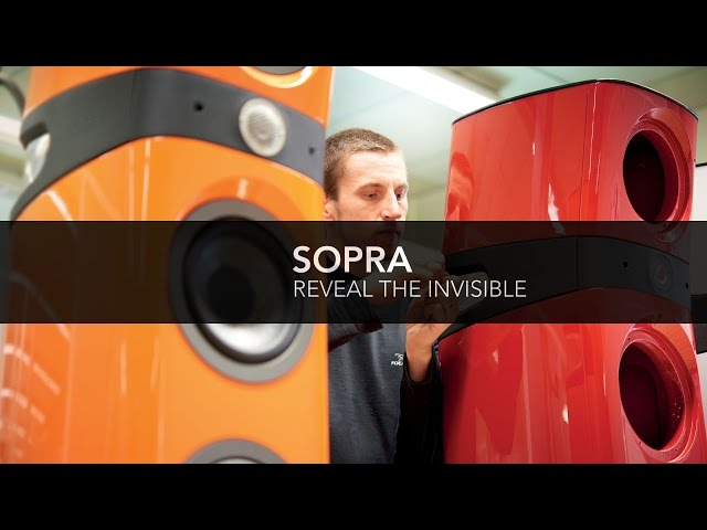 The making of Focal Sopra (les dessous de la fabrication)