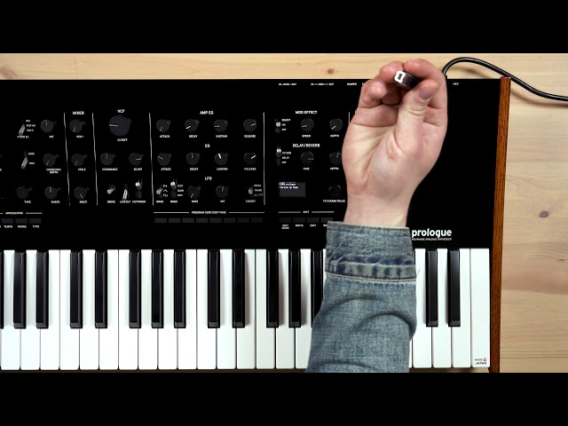 Korg prologue OS Update Tutorial/How-to