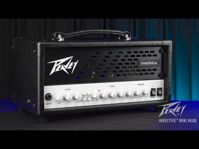 Peavey invective™.MH Mini Head - New at NAMM 2019
