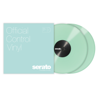 "Serato 12"" Control Vinyl Performance Series (Пара) - Glow in the Dark по цене 3 530 руб."