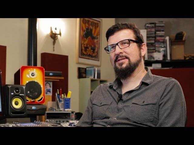 Ulrich Wild – KRK ROKIT Monitors – Getting Started as a Record Producer
