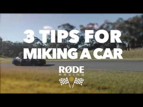 RODE Racing - Three Tips for Miking a Car