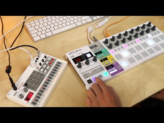 BeatStep Pro firmware update 2.0  - Episode 5 - The Drum Tie-Note function & Volca compatibility