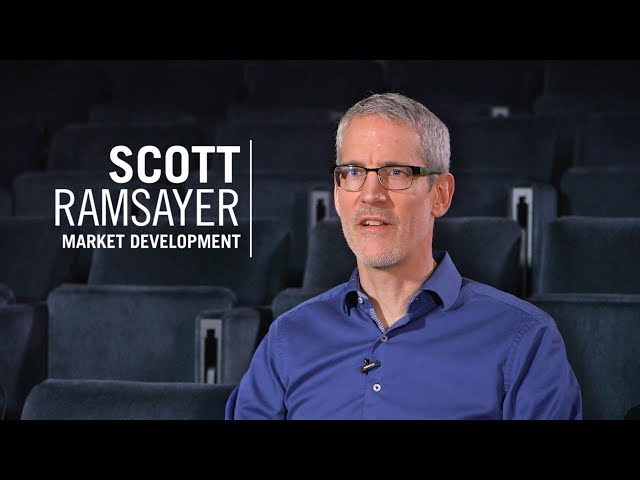 Shure Associates: Scott Ramsayer - Market Development