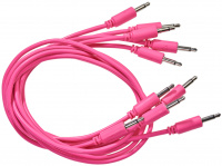 Black Market Modular patchcable 5-Pack 25 cm pink по цене 1 200 ₽