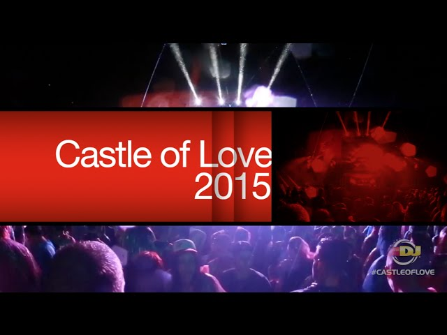 ADJ Lighting at Castle of Love Festival 2015