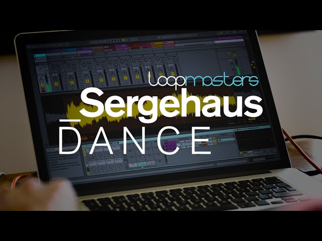 Novation // Loopmasters & Sergehaus - Dance