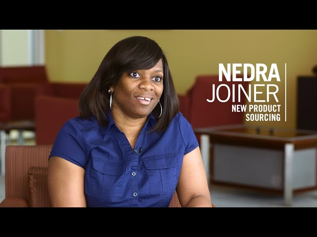 Shure Associates: Nedra Joiner - New Product Sourcing at Shure