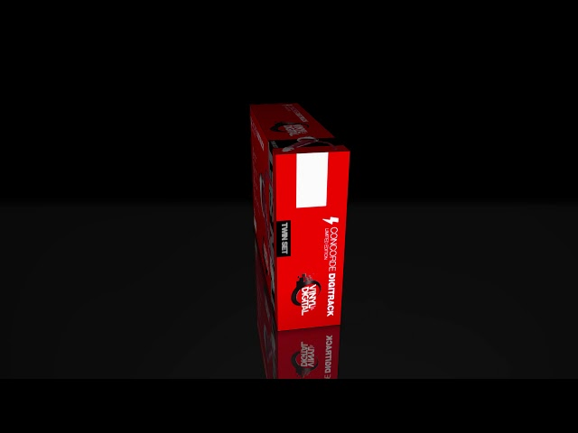 Ortofon brand new exclusive Digitrack Limited Edition Packaging