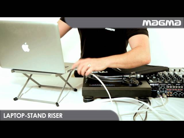MAGMA LAPTOP-STAND RISER