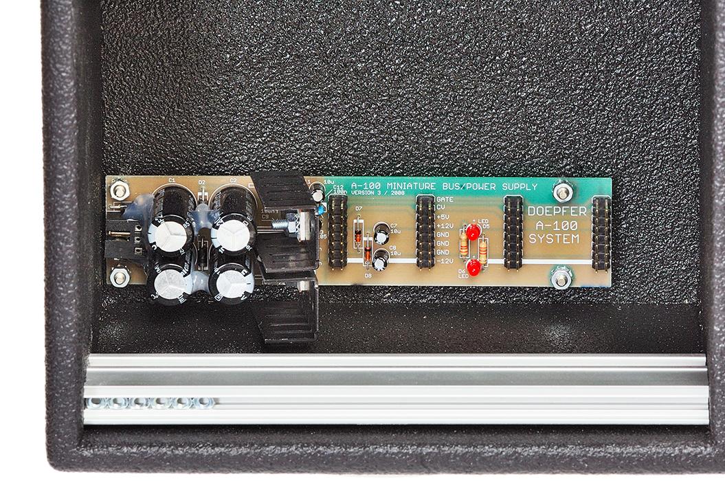 Doepfer A-100MC Mini Case black купить Модули и рэки в ...