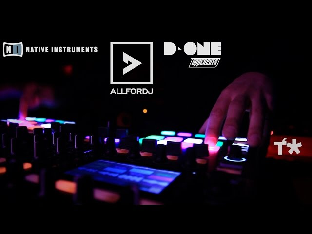 Native Instruments Traktor Kontrol S8 Routine by DJ D-ONE