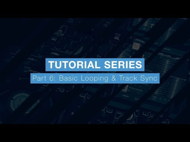 Denon DJ Prime 4 Tutorial Part Six – Basic Looping & Track Sync