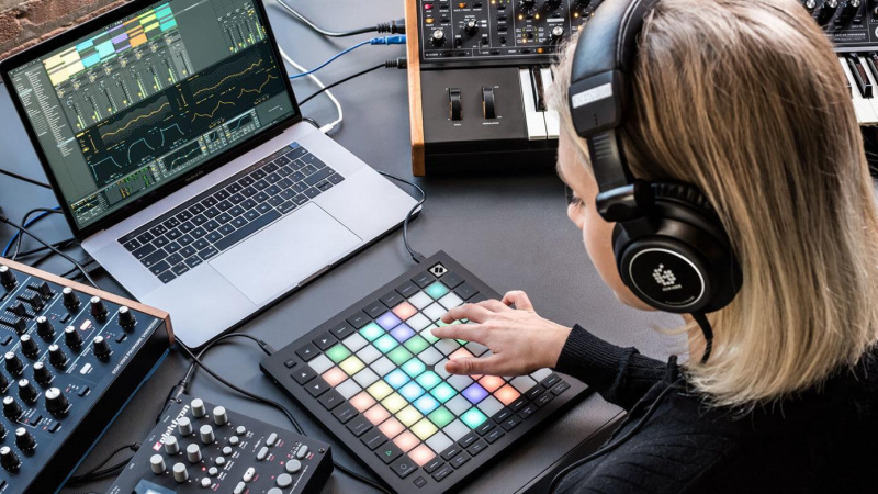 Обзор: Novation Launchpad Pro MK3