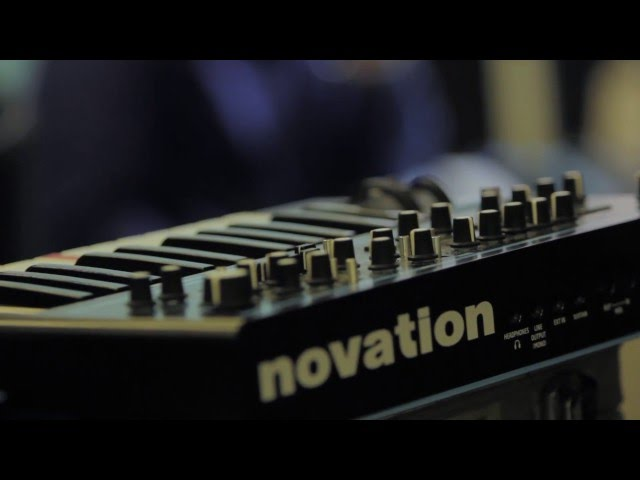 Novation // Bass Station II Artist Pack - Jeremy Pritchard Explains