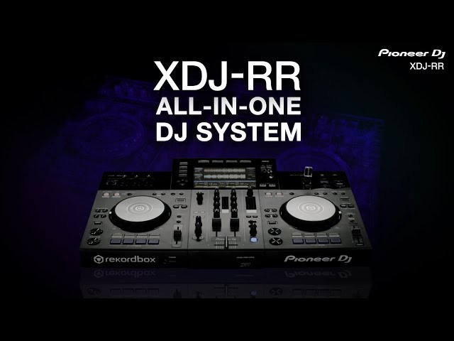 Pioneer DJ XDJ-RR Official Introduction