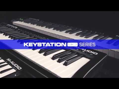 M-Audio || Introducing the All-New Keystation MK3 Series