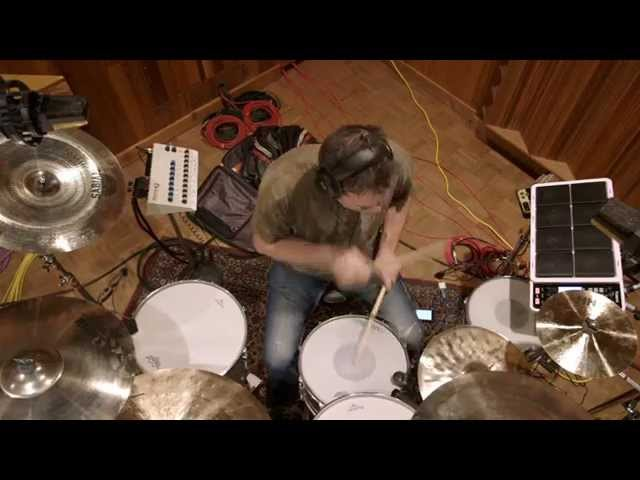 Keltner, Riley and Tempesta on the Roland RT-30 triggers