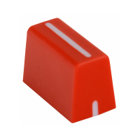 DJTT Chroma Caps Fader MK2 Red (Plastic) по цене 200 руб.
