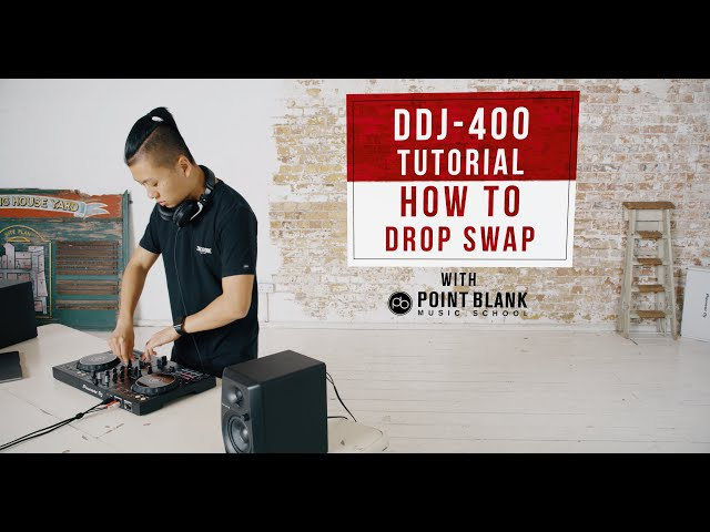 DDJ-400 Tutorials: Drop Swapping