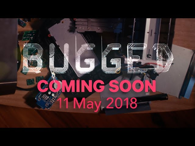 'Bugged' - Trailer - My RØDE Reel 2018