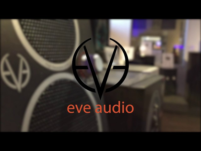 Eve Audio at Just Music Berlin