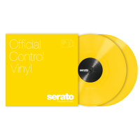 "Serato 12"" Control Vinyl Performance Series (пара) - Yellow по цене 3 130 руб."