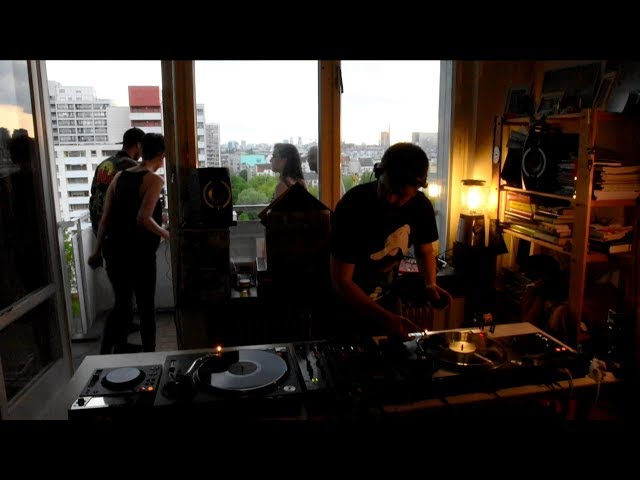 Serio RTS.FM x Above Sessions Berlin 12.05.2017