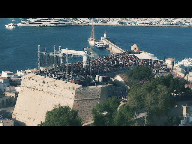10 Years of the International Music Summit in the iconic Dalt Vila, Ibiza