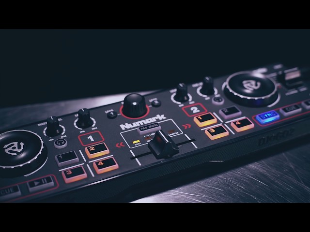 Introducing Numark DJ2GO2