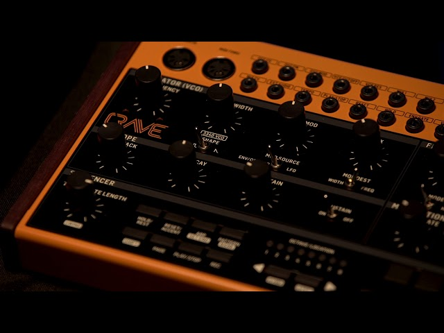 Introducing the Behringer Crave Synthesizer