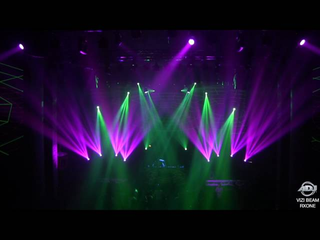 ADJ Vizi Beam RXONE -  Avalon Hollywood Lightshow