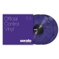 "Serato 12"" Control Vinyl Performance Series (пара) - Purple по цене 3 530 руб."