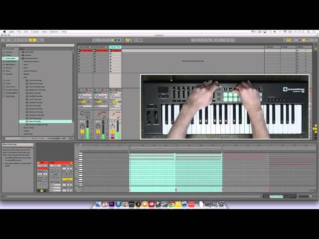 Novation // Launchkey Getting Started - Video 4 - Making Music