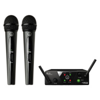 AKG WMS40 Mini2 Vocal Set BD US25B/D (537.900 & 540.400) по цене 18 060 руб.