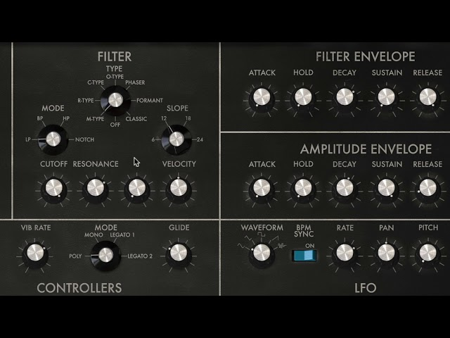 Syntronik Tutorial Series: Filters