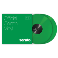 "Serato 12"" Control Vinyl Performance Series (пара) - Green по цене 3 130 руб."